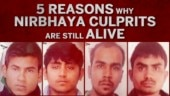 Why Nirbhaya rape case culprits have not been hanged yet?