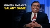 What is Mukesh Ambani's annual salary?