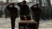 Army pays tribute to jawan who lost his life in snow avalanche