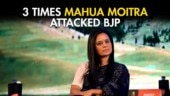 TMC MP Mahua Moitra lambasts BJP