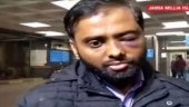 Watch: Jamia student, who lost an eye in police action, narrates his ordeal