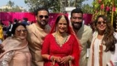 Watch: Inside video from Mona Singh and Shyam Gopalan's wedding
