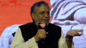 Sushil Modi denies any rift with JD-U, says will fight polls projecting Nitish as CM face