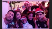 Watch: Kasautii Zindagii Kay cast had a blast at Hina Khan's Christmas bash