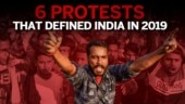 Protests of India in 2019