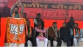 Union minister Anurag Thakur chants 'Desh ke gaddaron ko...' at rally
