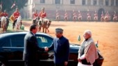 Brazilian President Bolsonaro accorded ceremonial reception at Rashtrapati Bhawan