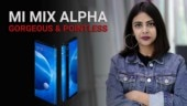 Mi Mix Alpha in India: Beautiful but pointless concept phone