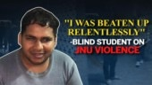 JNU Attack: Visually impaired student speaks up|NewsMo Exclusive