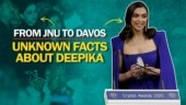 After JNU, Deepika Padukone reaches World Economic Forum, Davos