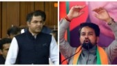 EC issues notice to BJP's Anurag Thakur and Parvesh Verma for hate speech