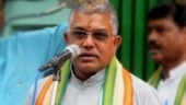 Why no Shaheen Bagh protester falling ill despite chilly winter: Dilip Ghosh