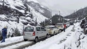 Image of the day: Fresh snowfall in parts of North India