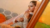 Watch: Helly Shah feels like a princess in bridal photoshoot