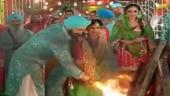 Choti Sardarni: Mehr and Param celebrate Lohri