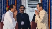 Trouble within Maharashtra Cabinet over distribution of portfolios