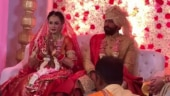 Watch: Inside video from Kamya Punjabi and Shalabh Dang's wedding