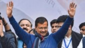Shahenshah Kejriwal: AAP set to form government in Delhi with 62 seats