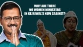 No women ministers in the new cabinet of Arvind Kejriwal