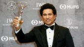 Image of the Day: Top honour for Sachin Tendulkar. Wins Laureus award for 2011 World Cup moment
