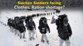 CAG report talks about Clothes, Ration shortage in Siachen