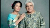 Watch: Javed Akhtar and Shabana Azmi recite Shakeel Badayuni's Taj Mahal