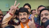 Delhi BJP chief Manoj Tiwari confident of victory