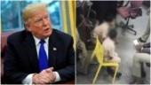 After 7 million, Trump now says 10 million will greet him in Ahmedabad; Bidar school sedition row; more