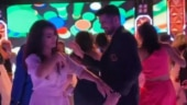 Watch: Surbhi Jyoti and Vishal Singh have a blast dancing to Allu Arjun song