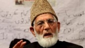 Jammu and Kashmir: 2G internet snapped over rumours of Syed Geelani's death