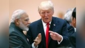 Rise in India-US trade