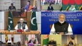 PM Modi leads video-conference of SAARC leaders on coronavirus