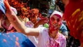 Watch: Holi celebrations begin in Mathura, Vrindavan