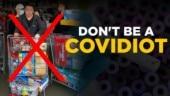 Coronavirus Outbreak: Are you a Covidiot?