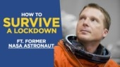 Coronavirus Outbreak: NASA Astronaut tells how to stay calm during the lockdown