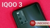 IQOO 3 Unboxing: Checking out this 5G gaming phone