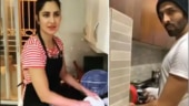 Quarantine Activities: Katrina Kaif and Kartik Aaryan show how to wash dishes at home