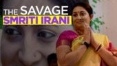 5 times Smriti Irani shut down trolls like a boss