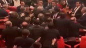 Watch: Fistfight erupts in Turkey's Parliament after MP slams President Erdogan