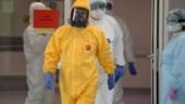 Watch: How doctors don Hazmat suit while treating Covid-19 patients