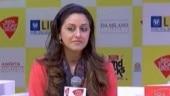 Rana Kapoor's daughter Roshni stopped at Mumbai Airport