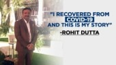 Rohit Dutta-First Coronavirus patient of Delhi who recovered | NewsMo Exclusive