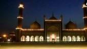 Covid-19 lockdown: Delhi's Jama Masjid lit up for Ramzan