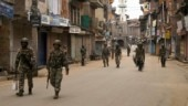 Covid-19: J&K's Lal Bazaar dons deserted look after being declared as red zone | Ground report