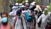 Covid-19: Crackdown on religious event in Delhi