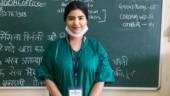 Actress-turned-nurse Shikha Malhotra is volunteering at a Mumbai hospital to help fight coronavirus