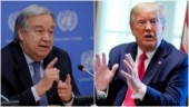 Not the time to reduce resources for WHO: UN chief after Trump halts funding