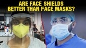 Face Masks vs Face Shields: Which one is better?
