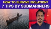 COVID-19 outbreak: 7 Isolation tips by Naval Submariners