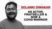 COVID Warrior Solanki Diwakar: From being a Fruitseller to a Bollywood actor